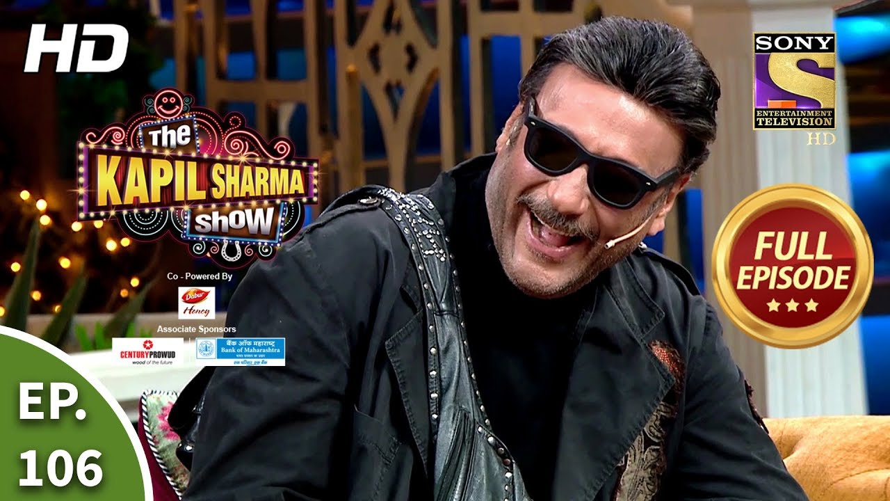 The Kapil Sharma Show Season 2- Jackie Is The Coolest -दी कपिल शर्मा शो 2-Full Ep 106-11th Jan,2020