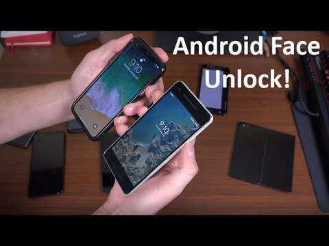 Your Android Phone Probably Has Face Unlock!