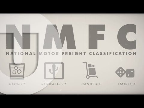 Learn How to Class Freight in 4 Minutes
