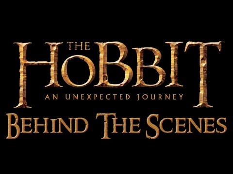 The Hobbit: An Unexpected Journey - Behind The Scenes [Production Vlogs]