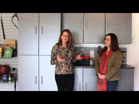 A Garage and Laundry Room Makeover with Amy Lupold Bair: Part 1