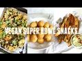 VEGAN SUPER BOWL PARTY SNACKS   This Savory Vegan
