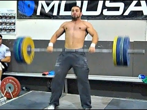 Weightlifting Tips - Increasing Speed Under the Bar