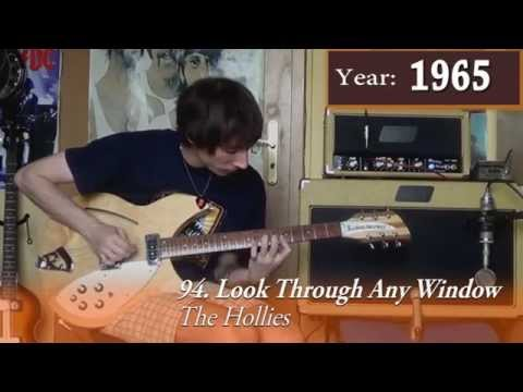 100 Rock N' Roll Guitar Riffs (1955 - 1965)
