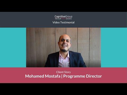 Microsoft Talent Solutions   Mohamed Mostafa's Story