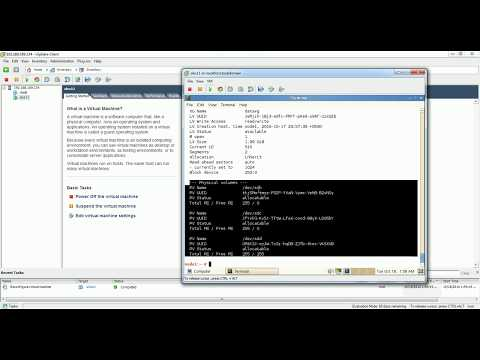 How to SCAN LUN In Linux -Redhat  Centos  SuSe etc
