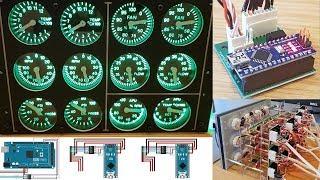 A-10C Flight Simulator - Main Instrument Panel - PakVim net HD