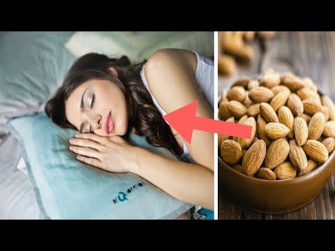 5 Surprising Clean Foods that Will Make You Sleep All Night Long