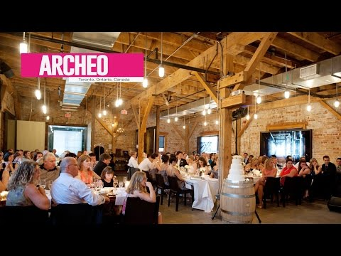 Archeo - Best Toronto Wedding Locations