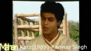 "Shahrukh khan's first serial "" Dil dariya 1988.....beginning of srk"
