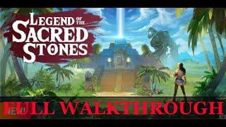 AE Mysteries: Legend of the Sacred Stones FULL Walkthrough [HaikuGames]