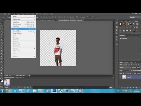 How To Create A Cool Icon Picture On Imvu Using Photoshop