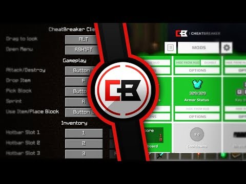 SuchSpeed's CheatBreaker & Minecraft PvP Settings