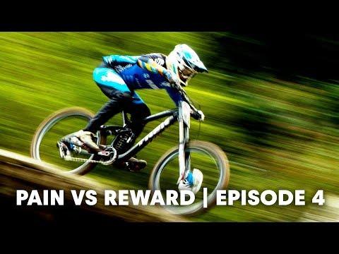 MTB INJURIES: The broken collarbone. | Pain vs Reward E4