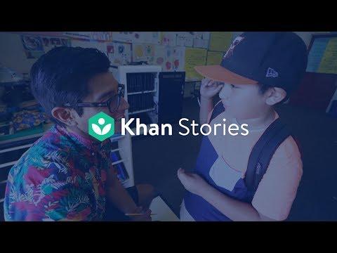 Khan Stories: Isai Baltezar's class
