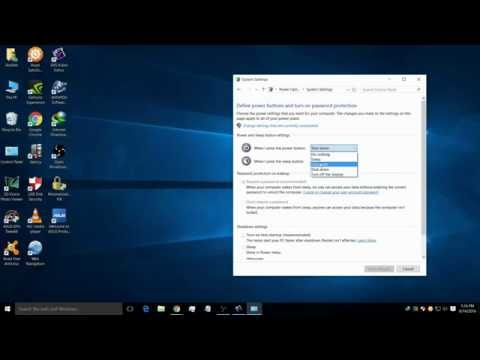How Do I Change the Power Settings On My Windows 10 | Windows 7 | 8-8.1 | 10 Tutorial | Laptop PC