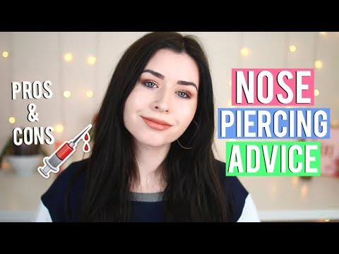 Nose Piercing Cons You NEED To Know Before Getting Your Nose Pierced!