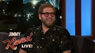 Jonah Hill Left a Meeting for Kanye West