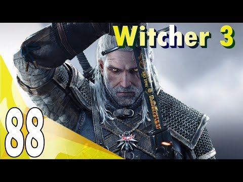 The Witcher 3 The Wild Hunt (Deathmarch) Walkthrough - Ciri's Decision | Part 88