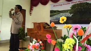 Galatians 5 16 18 Part 1 0f 4