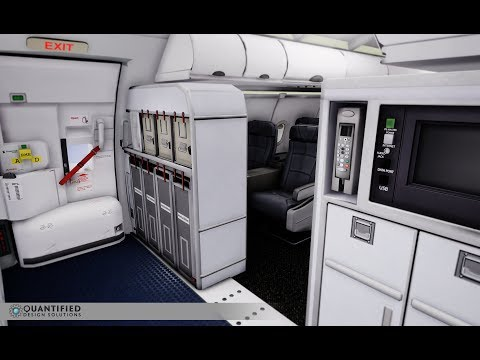 Cabin Crew Virtual Readiness- American Airlines Uses Virtual Reality Training