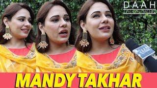 Mandy Takhar make us laugh with Binnu Dhillon in Band Vaaje    New Punjabi Movie   DAAH Films