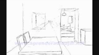 How To Draw The Inside Of A House Step By Step Things To