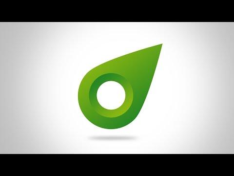Location Logo Design Tutorial How to Create logo Flat Shadow in Photoshop CS6