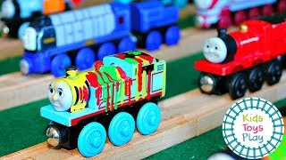 1825 Thomas And Friends Wooden Railway Video Playkindleorg