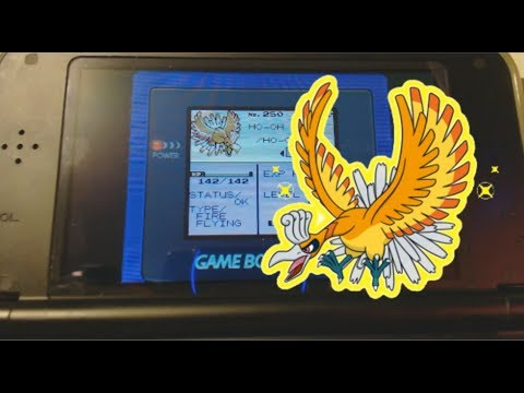 How to get ANY SHINY in Pokemon Gold/Silver Virtual Console 3DS *update* Shiny Celebi - etc
