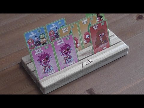 How to make a Playing Card Holder