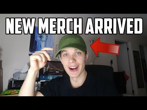 NEW MERCH FOR MY CLOTHING BRAND