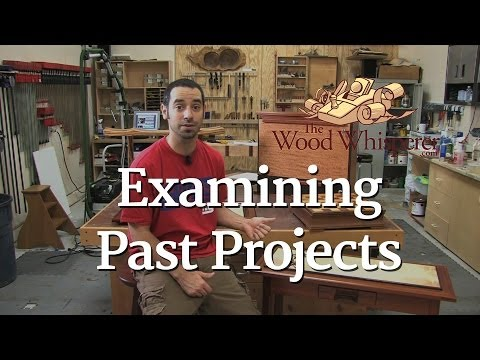 76 - Examining Past Projects for Wood Movement