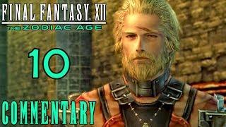 Final Fantasy XII The Zodiac Age Walkthrough Part 10 - Basch