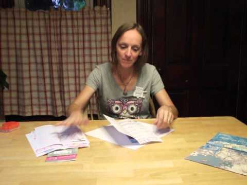 Creating an Origami Owl Hostess Packet