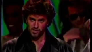 Wham! At The American Video Awards 20-11-1985