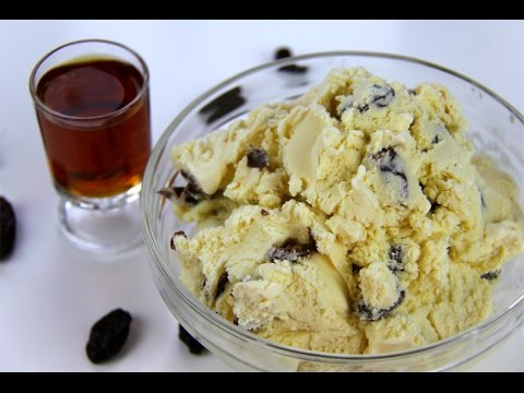How To Make Rum And Raisin Ice Cream PLUS Giveaway!