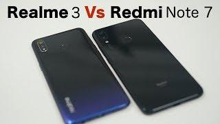 Realme 3 Vs Redmi Note 7 Camera - Which is Better?