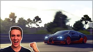 Road To Forza Motorsport 7  🏁  | #5 | The 1600hp Veyron!!