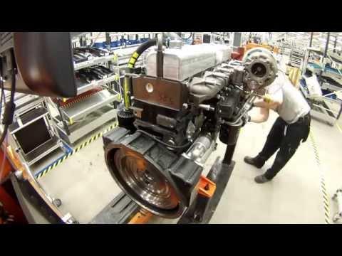 AGCO Power technology from Massey Ferguson