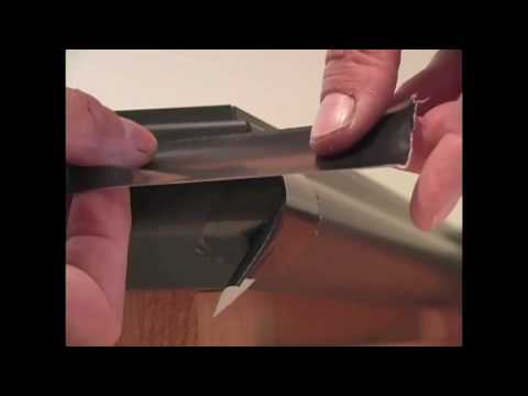 How to form Concrete Countertops - DIY: Z-Counterform