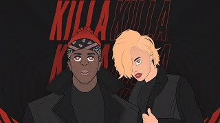 KSI – Killa Killa (feat. Aiyana-Lee) [Official Lyric Video]