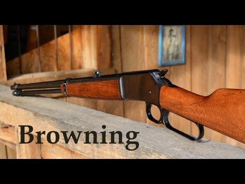 Browning BL 22 Lever Action Review - See Why I Love This Rifle