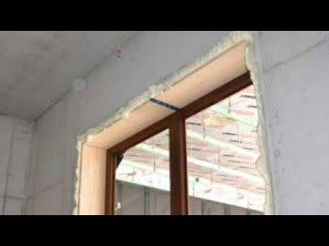 Door/Window Installation and Gap sealing