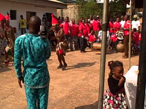 Achikolo Dance Group of Agbudu-Udi, Enugu State  - Video 1
