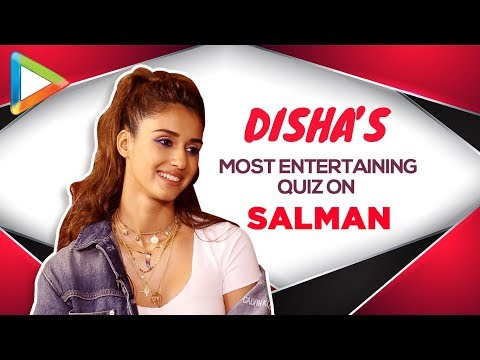 Xxx Mp4 WOW Disha Patani's ROCKING Salman Khan Quiz Proves She's His BIGGEST FAN BHARAT 3gp Sex