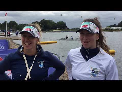 2018 British Rowing Masters Championships Highlgihts