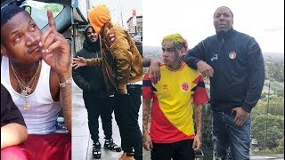 6ix9ine LA Homie Drops LA Location For Slim400 Fade & Slim400 Responds