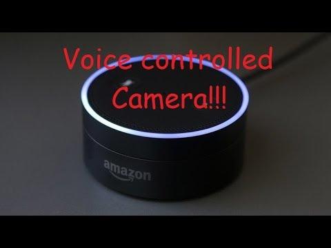 Alexa Controlled Camera Part 2