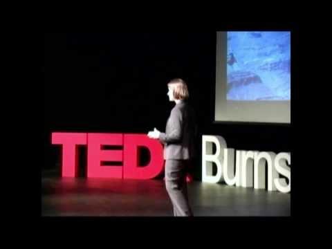 Building relationships between parents and teachers: Megan Olivia Hall at TEDxBurnsvilleED